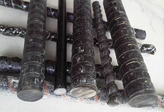 Basalt fibre rebar